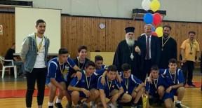 Νεανική Εστία Αγίου Γεωργίου Ασβεστοχωρίου ξανά Πρωταθλητές!